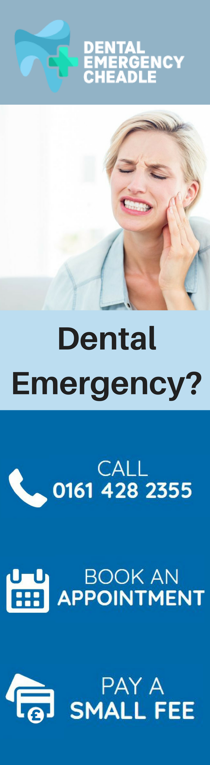 have a dental emergency?